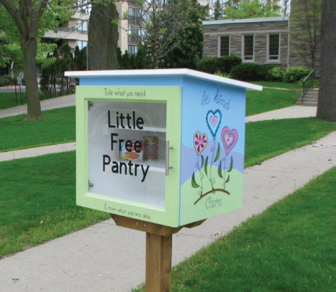 Little Food Pantry